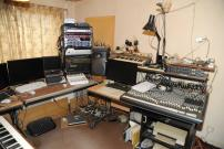 Musical Recording Studio