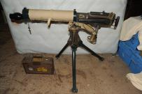 Vickers .303 World War II Machine Gun