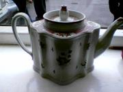 Newhall Teapot